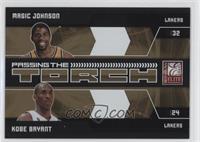 Magic Johnson, Kobe Bryant /100