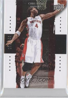 2009-10 Exquisite Collection - [Base] #16 - Chris Bosh /199