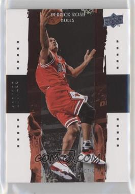 2009-10 Exquisite Collection - [Base] #26 - Derrick Rose /199