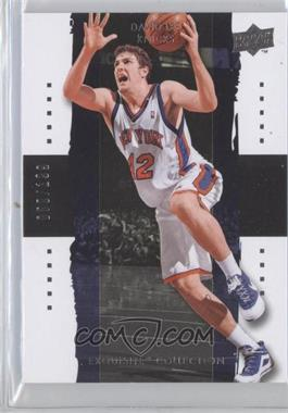 2009-10 Exquisite Collection - [Base] #35 - David Lee /199