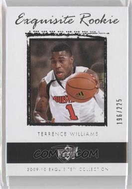2009-10 Exquisite Collection - [Base] #59 - Terrence Williams /225