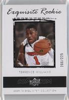 Terrence Williams /225