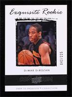 Exquisite Rookie - DeMar DeRozan #/225