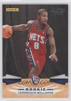 Terrence Williams #/199