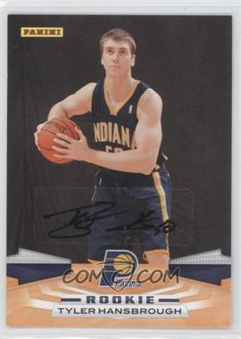 2009-10 Panini - [Base] - Inscriptions [Autographed] #363 - Tyler Hansbrough