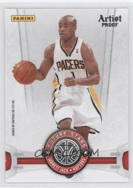 2009-10 Panini - Future Stars - Artist Proof Non-Numbered #6 - Jarrett Jack