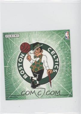 2009-10 Panini - Glow-in-the-Dark Team Logo Stickers #2 - Boston Celtics