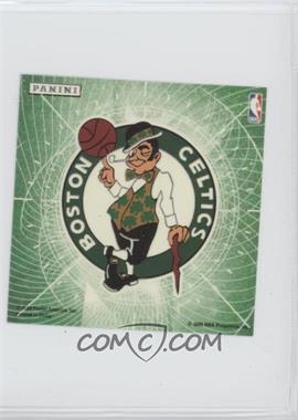 2009-10 Panini - Glow-in-the-Dark Team Logo Stickers #2 - Boston Celtics