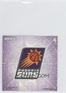 2009-10 Panini - Glow-in-the-Dark Team Logo Stickers #24 - Phoenix Suns