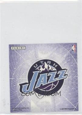 2009-10 Panini - Glow-in-the-Dark Team Logo Stickers #29 - Utah Jazz