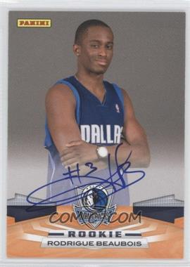 2009-10 Panini - Next Day Signatures #RBE - Rodrigue Beaubois