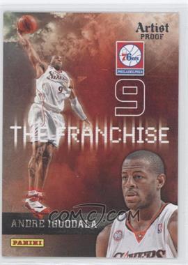 2009-10 Panini - The Franchise - Artist Proof #1 - Andre Iguodala /199