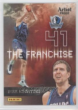 2009-10 Panini - The Franchise - Artist Proof #5 - Dirk Nowitzki /199