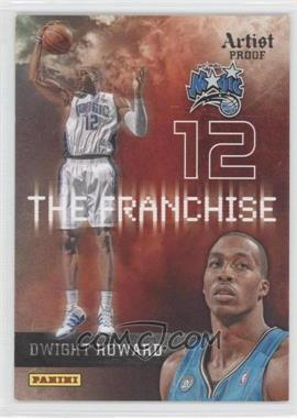 2009-10 Panini - The Franchise - Artist Proof #6 - Dwight Howard /199