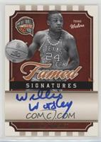 Willie Worsley /850