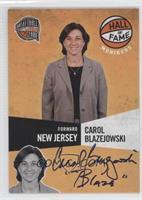 Carol Blazejowski #/299