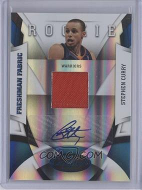 2009-10 Panini Certified - [Base] - Mirror Blue #176 - Stephen Curry /50