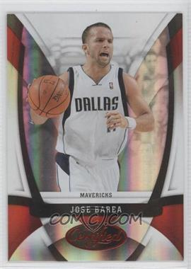 2009-10 Panini Certified - [Base] - Mirror Red #4 - J.J. Barea /250