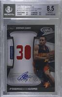 Stephen Curry /25 [BGS8.5NM‑MT+]