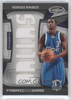 Rodrigue Beaubois /25
