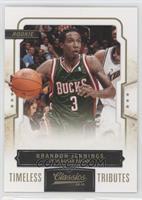 Brandon Jennings #/50