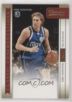 Dirk Nowitzki, Tim Duncan #/100