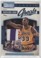 Kareem Abdul-Jabbar #8/25