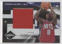 Terrence Williams #/99