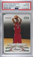 DeMar DeRozan /25 [PSA 10 GEM MT]