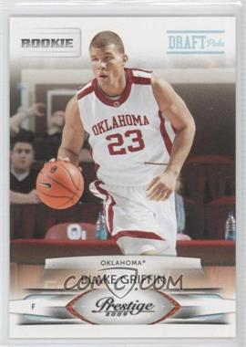 2009-10 Panini Prestige - [Base] - Draft Picks Light Blue #155 - Blake Griffin /999