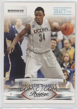 2009-10 Panini Prestige - [Base] - Draft Picks Light Blue #172 - Hasheem Thabeet /999