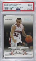 Stephen Curry /999 [PSA 9 MINT]