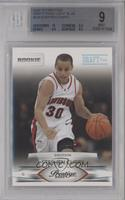 Stephen Curry [BGS 9 MINT] #432/999