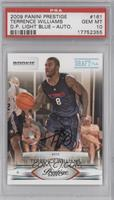 Terrence Williams /100 [PSA 10]