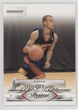 2009-10 Panini Prestige - [Base] #157 - Stephen Curry