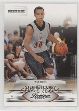 2009-10 Panini Prestige - [Base] #207 - Stephen Curry