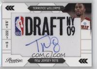Terrence Williams #/124
