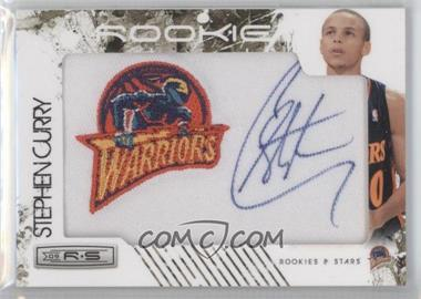 2009-10 Panini Rookies & Stars - [Base] - Gold #136 - Stephen Curry /25