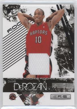 2009-10 Panini Rookies & Stars - [Base] - Materials [Memorabilia] #127 - DeMar DeRozan /250
