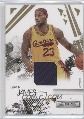 2009-10 Panini Rookies & Stars - [Base] - Materials [Memorabilia] #14 - Lebron James /250
