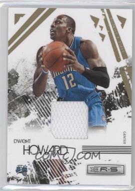 2009-10 Panini Rookies & Stars - [Base] - Materials [Memorabilia] #69 - Dwight Howard /250