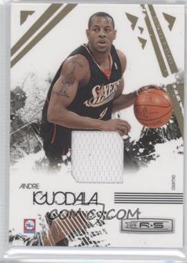 2009-10 Panini Rookies & Stars - [Base] - Materials [Memorabilia] #73 - Andre Iguodala /250