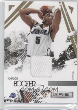 2009-10 Panini Rookies & Stars - [Base] - Materials [Memorabilia] #94 - Carlos Boozer /250