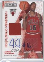 James Johnson /25