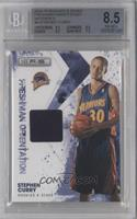 Stephen Curry /299 [BGS 8.5]