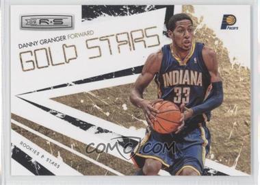 2009-10 Panini Rookies & Stars - Gold Stars - Black #5 - Danny Granger /100