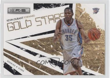 2009-10 Panini Rookies & Stars - Gold Stars - Black #6 - Kevin Durant /100