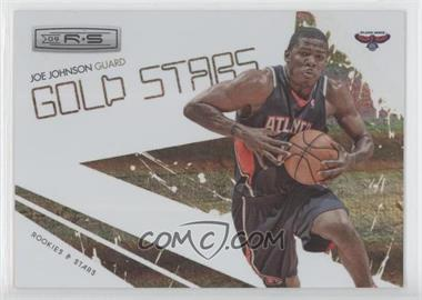 2009-10 Panini Rookies & Stars - Gold Stars - Holofoil #11 - Joe Johnson /250