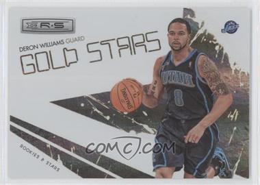 2009-10 Panini Rookies & Stars - Gold Stars - Holofoil #13 - Deron Williams /250