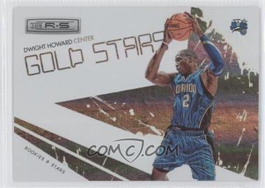 2009-10 Panini Rookies & Stars - Gold Stars - Holofoil #14 - Dwight Howard /250